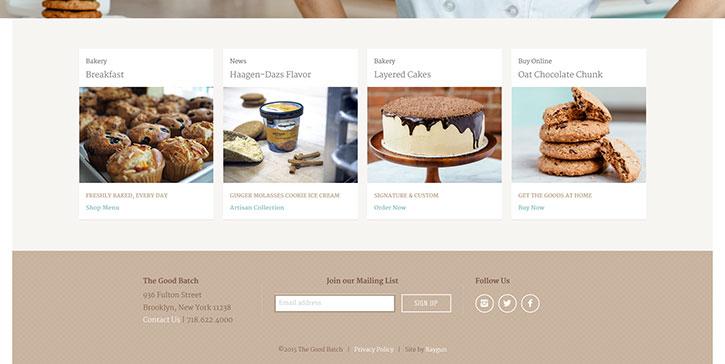 亚搏app官网方企业网站设计中如何做好页脚的界面设计